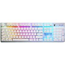 Tesoro Gram Spectrum - Tastatur - USB - weiß (TS-G11SFL WH (RD))