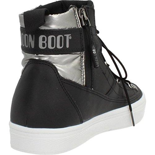 Moon Boot Vega, Bottes et boots women Noir