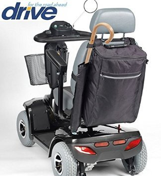 Drive Medical - Bolsa bastón muleta scooter discapacitados
