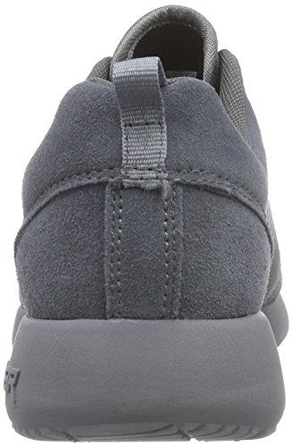 L.A. GearSunrise - Sneaker donna Grigio (Grau (DK Grey-DKGrey-Pink 01))