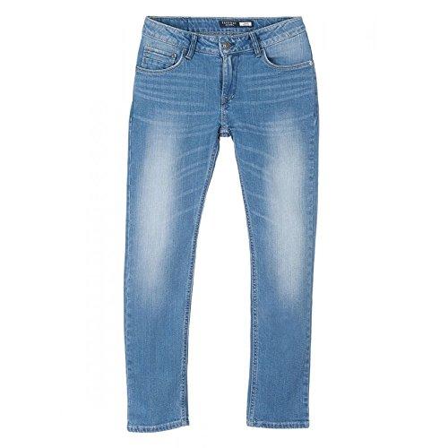 Tiffosi -  Jeans  - Attillata  - ragazzo blu 8 anni