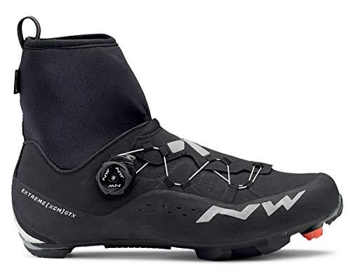 Northwave Extreme XCM 2 GTX Winter MTB Fahrrad Schuhe schwarz 2020: Größe: 43
