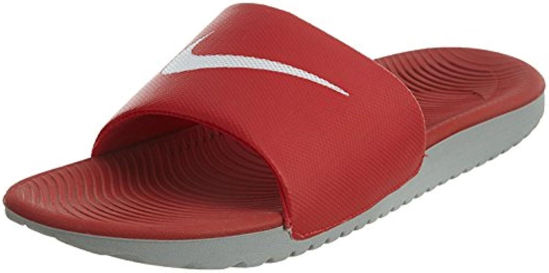 Nike Men'S Kawa Slide Athletic Sandal, University Red, 44 D(M) EU/9 D(M) UK