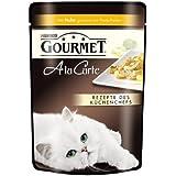 Gourmet A la Carte mit Huhn und Pasta-Perlen 85 g Stück