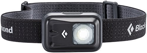 Black Diamond Astro Headlamp Black / Batteriebetriebene LED Stirnlampe für Outdoor-Aktivitäten / Dimmbar, max. 150 Lumen