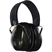 Casque antibruit 3M™ PELTOR™ Optime™ II H520F-410-GB - Vert - Serre tête pliable