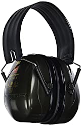 3m™ Peltor™ Optime™ Ii Earmuffs, 31 Db, Green, Foldable, H520f-409-gq