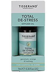 Tisserand Total De-Stress Diffuser Oil, 9ml