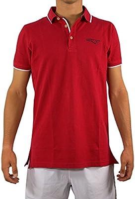 Camiseta padel y tenis - Polo Fire