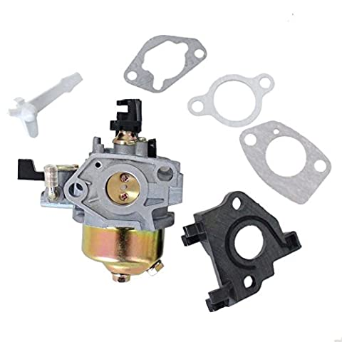 Signswise New Pack of Carburetor Carb + Gaskets Fit for Honda Gx240 8hp Gx270 9hp Replaces #16100-ze2-w71 and 16100-zh9-w21