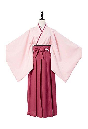 (Fate Grand Order Sakura Saber Kimono Cosplay Kostüm Damen XS)