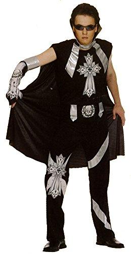 Cesar 742-001-g Erwachsene Vampir costume-hunter (Vampire Hunter Kostüm)