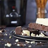 Princess Schokoladenbrunnen - für jede Schokolade und Karamell mit Schmelz- und Fließfunktion, 292994 - 9