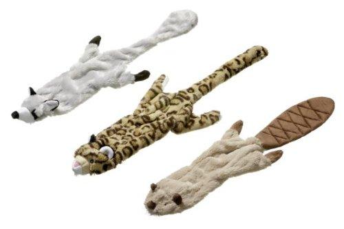 karlie-peluche-super-suave-sin-relleno-castor-zorro-leopardo-34-cm