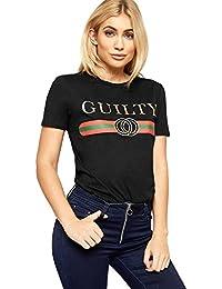 offizieller Preis Großhandel am modischsten Suchergebnis auf Amazon.de für: gucci tshirt damen: Bekleidung