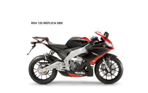 Aprilia RS4 125 SBK Replica