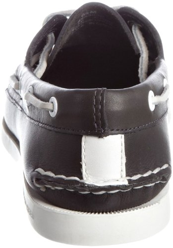 Sperry Sperry A/O 2-Eye Leather sahara 9155240, Chaussures basses femme bleu (marine)
