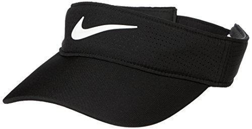 Nike Damen AoeroBill Golf-schirmmütze, Black/Anthracite/(White), One Size