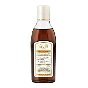 Lever Ayush Bhringamalakadi Tailam Hair Oil 100 ml