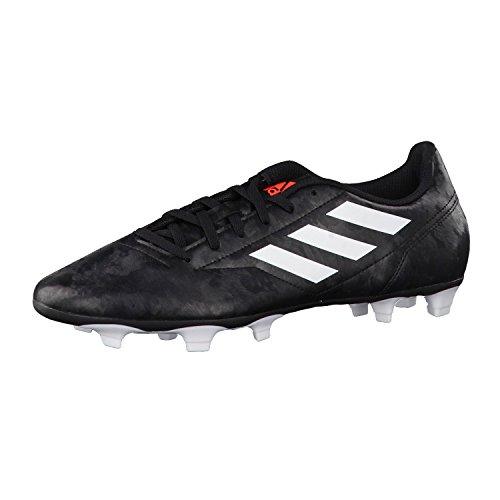 adidas Herren Conquisto Ii Fg Fußballschuhe Mehrfarbig (Core Black/ftwr White/solar Red)