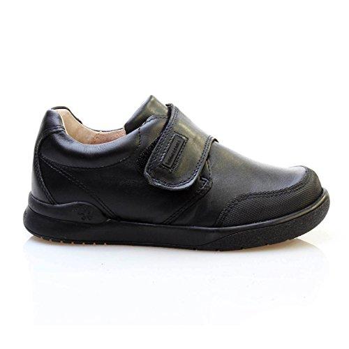 Biomecanics , {Chaussures premiers pas pour bébé (garçon) noir noir Noir