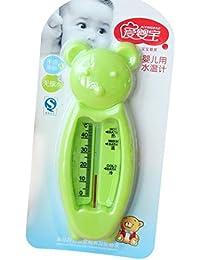 LUFA Thermomètre de bain pour les nouveau-nés Little Bear bain d'eau de thermomètre