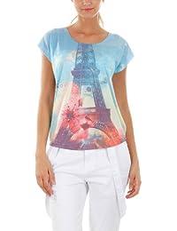 T-shirt imprimé Paris Mon Amour