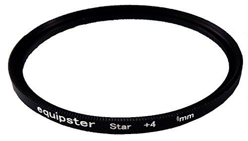 equipster 4-Star-Starlight Filter Sternfilter für Nikon AF-S DX Nikkor 18-105mm f3.5-5.6 G ED VR