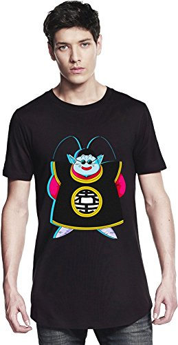 Happy King Kai Long T-shirt Small