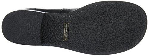 John W. Shoes Virginia, Oxford  femme Schwarz (Negro)