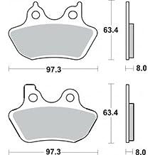 TRW MCB777SV Pastillas de freno HARLEY-DAVIDSON FXDXT 1450 Dyna Super Glide T-spo