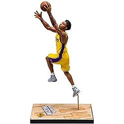 McFarlane NBA Series 30 BRANDON INGRAM #14 - Los Angeles Lakers Sports Picks Figure