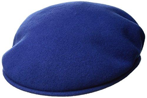 Kangol Herren Wool 504 Schirmmütze, Blue (Ultramarine), Small -