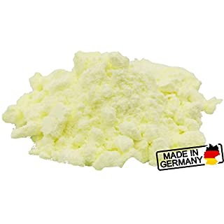 1000g anorganischer Schwefel Pharma (beste Qual. aus Deutschland - 99,95%)