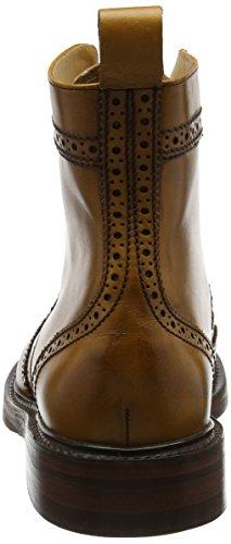 BARKER Calder, Scarpe Stringate Derby Uomo Brown (Cedar Calf)