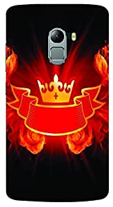 Down2up printed Case For Lenovo K4 Note