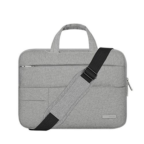 15.6 Inch Laptop Sleeve Case Protective Bag  Waterproof Laptop Shoulder Bag  Carr f139ff4a11