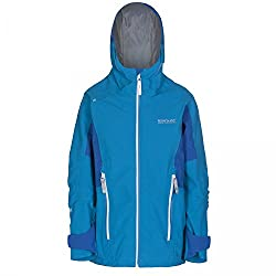 Regatta Hipoint Stretch Jacket Kids,Methyl Blue,164