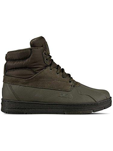 K1X Shellduck Schuhe Herren Sneaker-Boots Baskettball-Schuhe Grün 1163-0200/7020 Tarmac