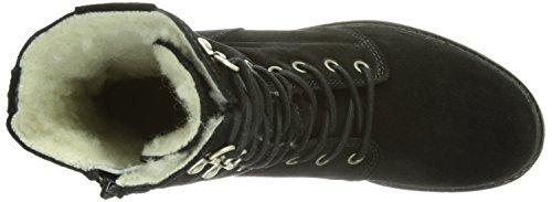 Aigle Allnut 2, Bottes Mi-mollet Femme Noir (schwarz (black 9))