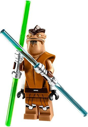New-Lego-Pong-Krell-Star-Wars-Minifig-Minifigure-Figure-75004-4-Arms-Clone-by-Barton-Sales-Limited