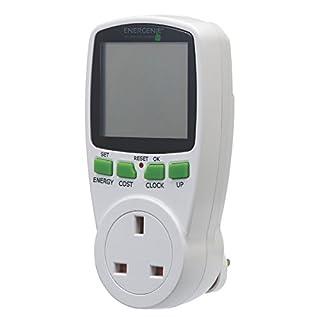 Energenie ENER007 Energy Saving Power Meter Socket