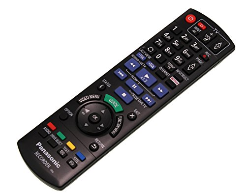 Panasonic N2QAYB001113 Fernbedienung für DMR-BCT76, DMR-BCT760, DMR-BCT765, DMR-BST760, DMR-BST765