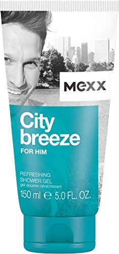 Armani Gel Duschgel (Mexx City Breeze For Him Shower Gel, 1er Pack (1 x 150 ml))