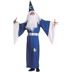 WIDMANN Widman - Disfraz de mago para hombre, talla L (35103)