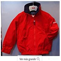Slam Cazadora NAÚTICA Winter Sailing Junior Rojo (158-12AÑOS)