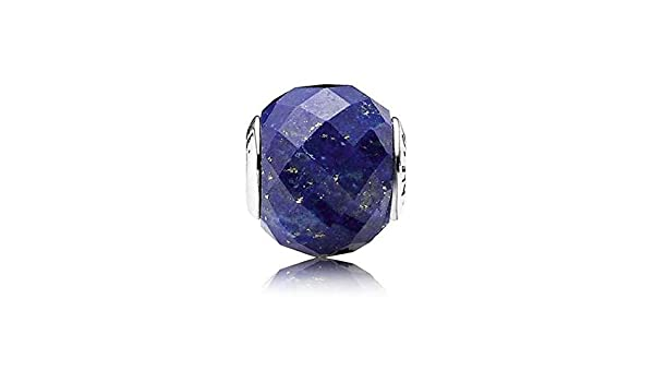 f8ec9fd09 ... real pandora womens charm 925 sterling silver lapis lazuli essence blue  796002lp amazon jewellery 924df eaefd ...
