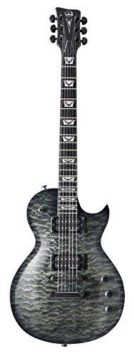 VGS E-Gitarre Select Series Eruption Jet Black Faded