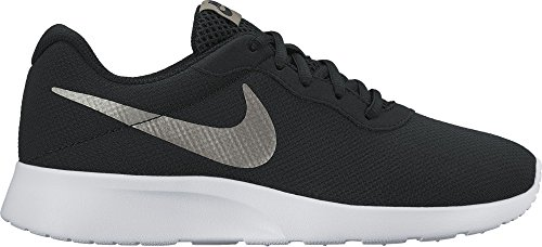 Nike 844908, Sneakers Basses Femme Multicolore (Negro / Gris / Black / Mtlc Pewter / White )
