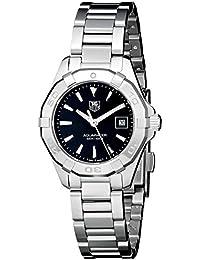 TAG Heuer Women's WAY1410.BA0920 Aquaracer Analog Display Quartz Silver Watch